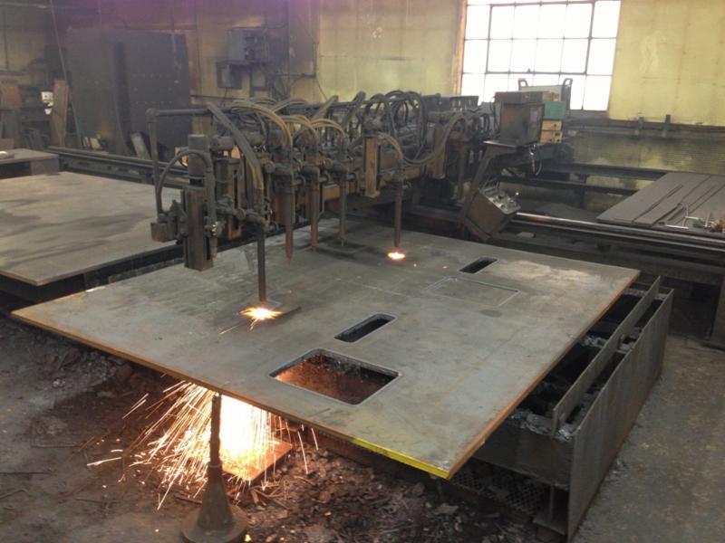 Oldershaw Steel Services Ltd - Photo 2
