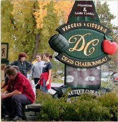 Vergers Denis Charbonneau (Crêperie) - Photo 1