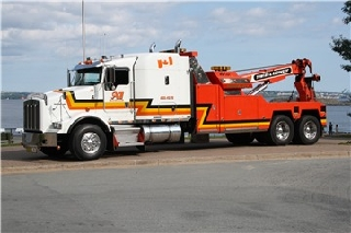 A-1 Towing & Recovery Ltd - Photo 1