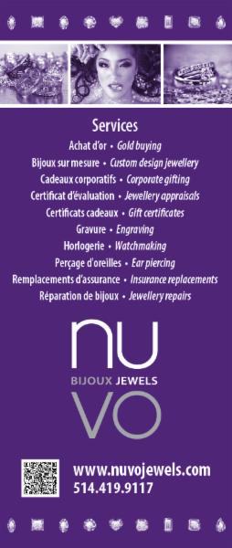 Nu-vo Bijoux / jewels - Photo 10