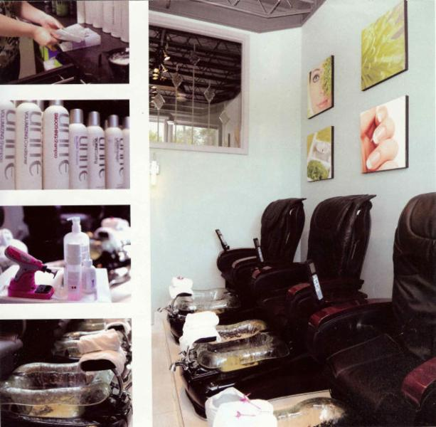 Expressions salon spa opening hours 107 33rd st w for A touch above salon