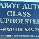 Cabot Auto Glass & Upholstery - Auto Glass & Windshields - 709-754-4020