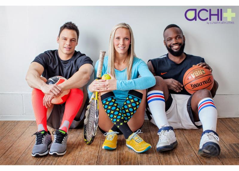 ACHI Performance and Medical grade compression socks for those tired, achy legs.  No need to have swollen legs or suffer with varicose veins when you can be wearing these fun and funky compression socks !