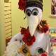 Crow in White - Arts & Crafts Stores - 705-328-2220