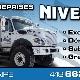 Les Entreprises Nivelac Enr - Sable et gravier - 418-662-6320
