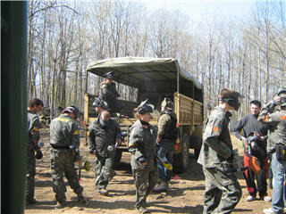 War Zone Paintball - Photo 1