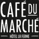 Le Café du Marché - Hotel La Ferme - Restaurants - 418-240-4125