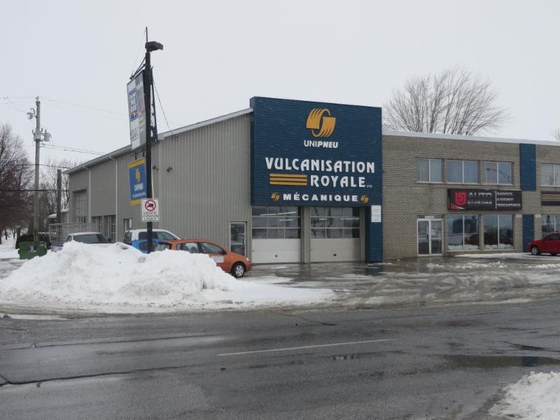Vulcanisation Royale Ltée - Photo 9