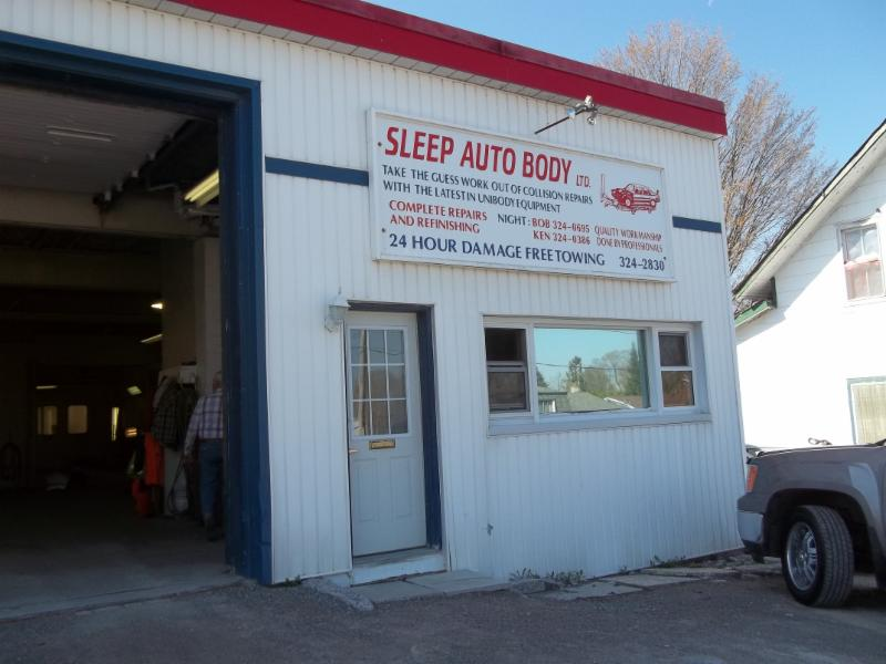 Sleep Auto Body Ltd - Photo 2