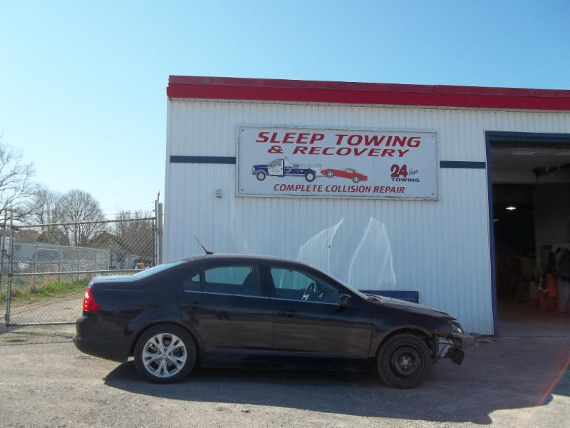 Sleep Auto Body Ltd - Photo 3