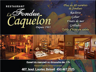 Restaurant Le Fondue Caquelon - Photo 1