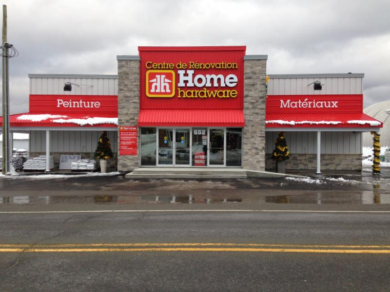 Centre de rénovation Maurice Jalbert - Home Hardware - Photo 1