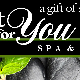 Just For You Spa & Salon - Hairdressers & Beauty Salons - 250-549-2488