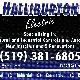 Halliburton Electric - Electricians & Electrical Contractors - 519-381-6805