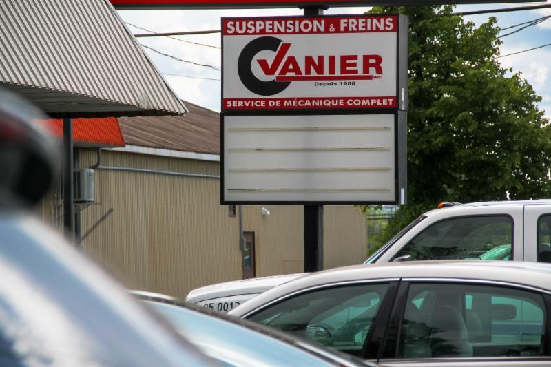 Garage Vanier Suspension et Freins Inc - Photo 4