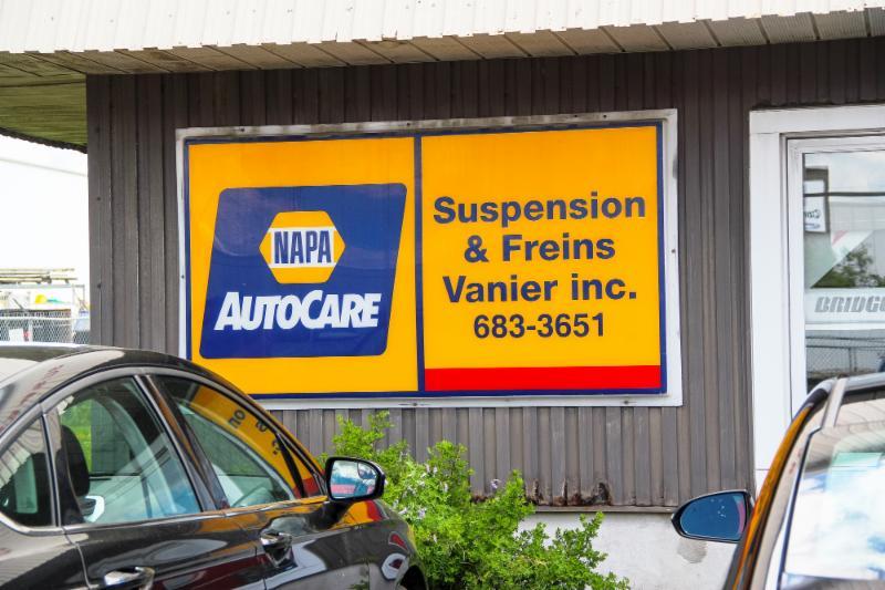 Garage Vanier Suspension et Freins Inc - Photo 3