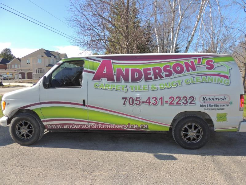 Anderson S Carpet Amp Upholstery Cleaning Canpages
