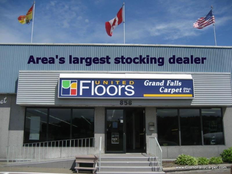 Grand Falls Carpet Distributor Ltd - Photo 1