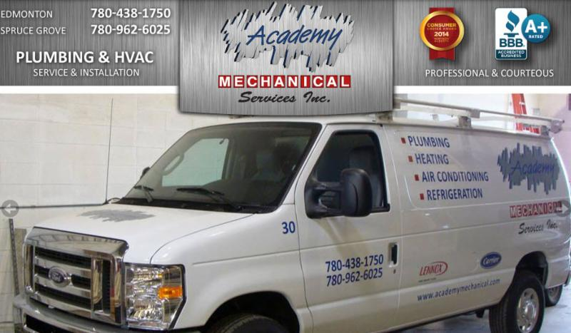 Academy Mechanical Services Inc - Photo 3