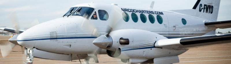 Airco Aircraft Charters Ltd - Photo 6