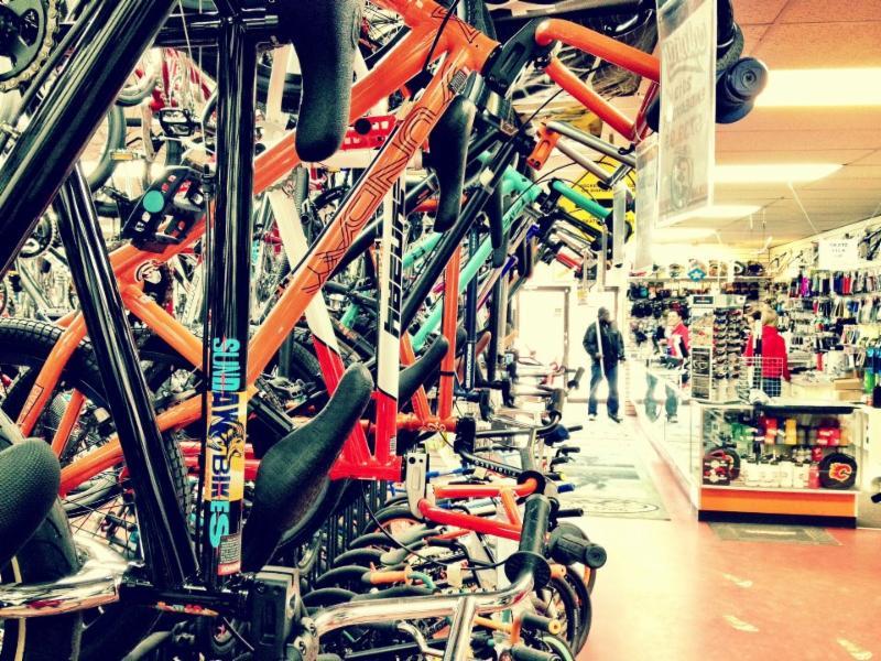 B & P Cycle & Sports Ltd - Photo 1