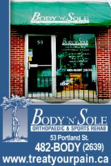 Body N'Sole Orthopaedic & Sports Rehab - Photo 9