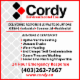 Cordy Environmental Inc - Entrepreneurs en canalisations d'égout - 403-262-7667