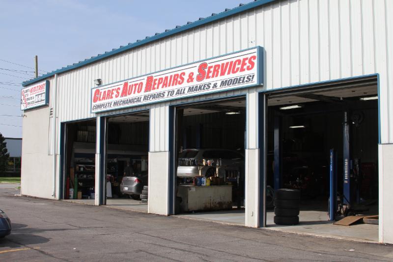 Clare's Auto Repairs & Service - Photo 1