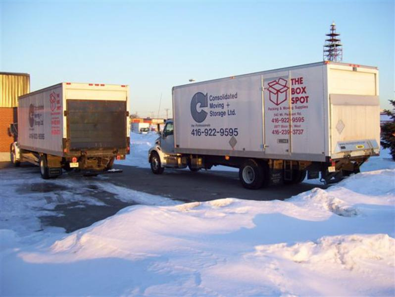 Consolidated Moving & Storage Ltd - Photo 2