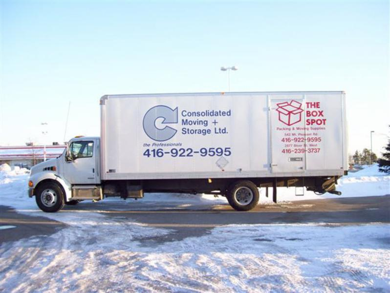 Consolidated Moving & Storage Ltd - Photo 1