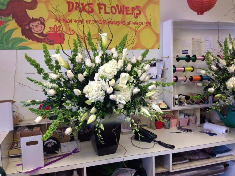 Dak's Specialties In Flowers - Photo 3