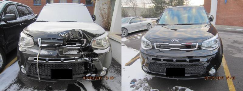 Keele Street Collision - Photo 4