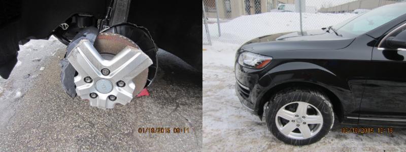 Keele Street Collision - Photo 2