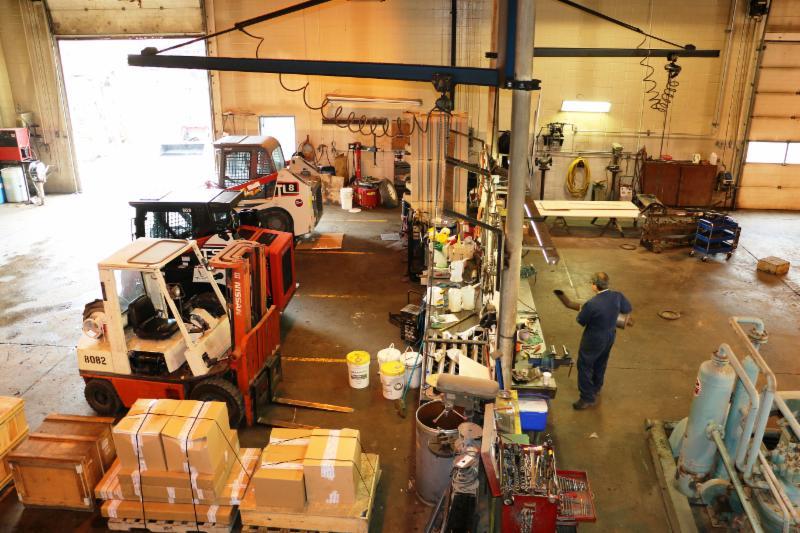 Scott W R Equipment Ltd - Photo 8