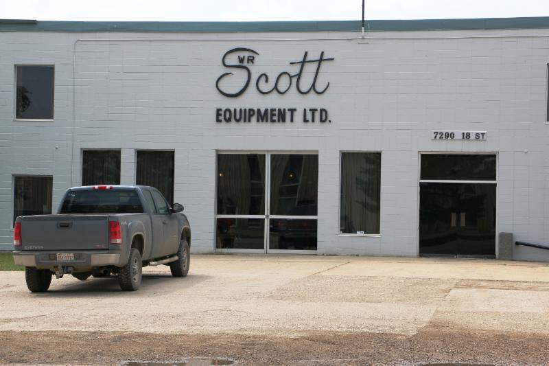 Scott W R Equipment Ltd - Photo 2