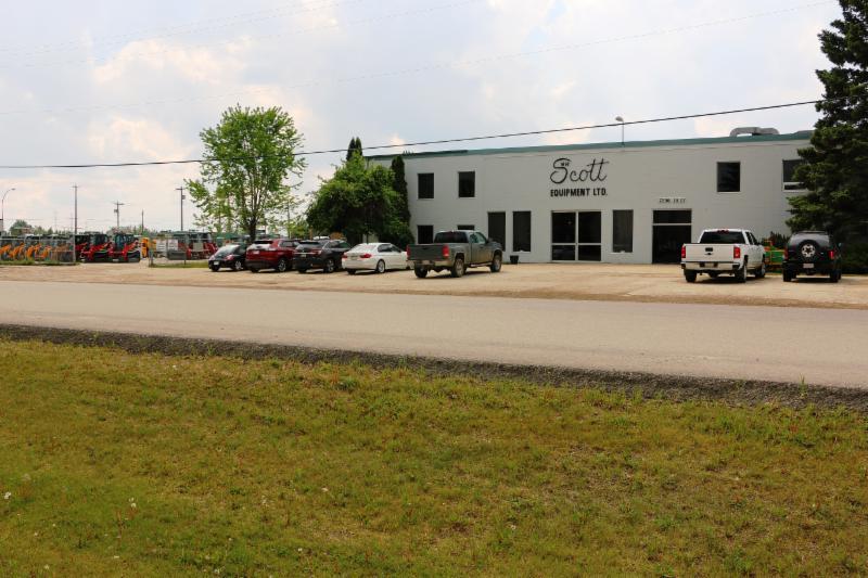 Scott W R Equipment Ltd - Photo 1