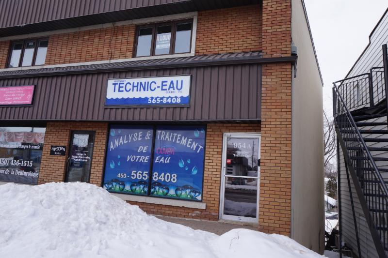 Devanture Technic-Eau Inc.