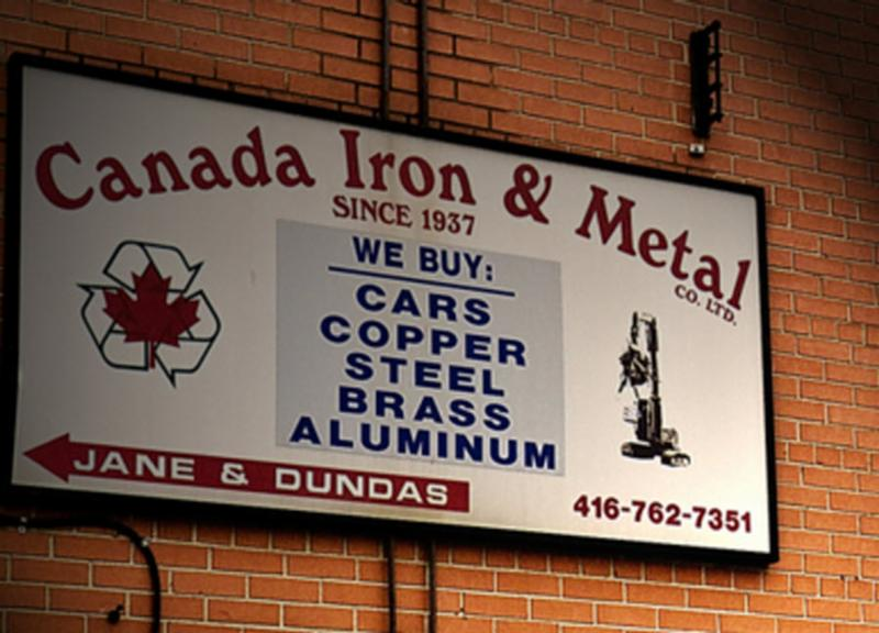 Canada Iron & Metal Co - Photo 1