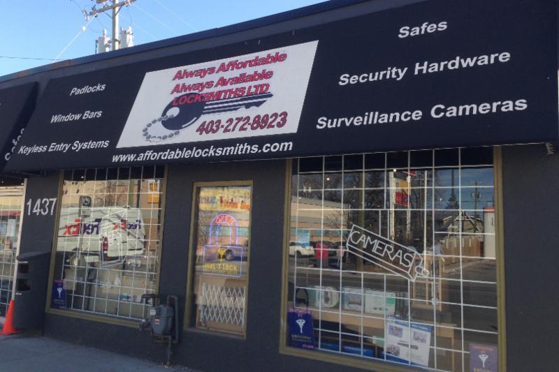 Always Affordable Always Available Locksmiths Ltd - Photo 1