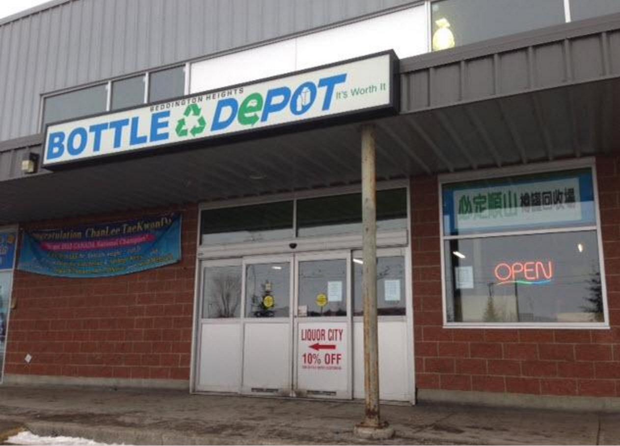 Beddington Heights Bottle Depot - Comptoir de retour de cannettes et de bouteilles consignées - 403-274-2122