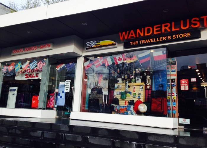 Wanderlust Travellers' Store - Photo 4