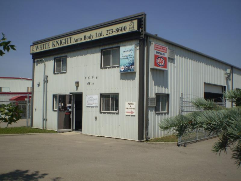 White Knight Auto Body Ltd - Photo 1