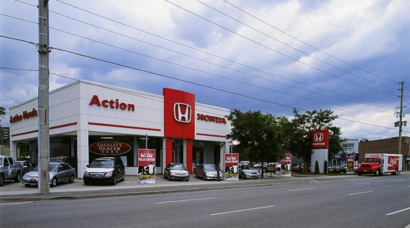 Action Honda - Photo 1