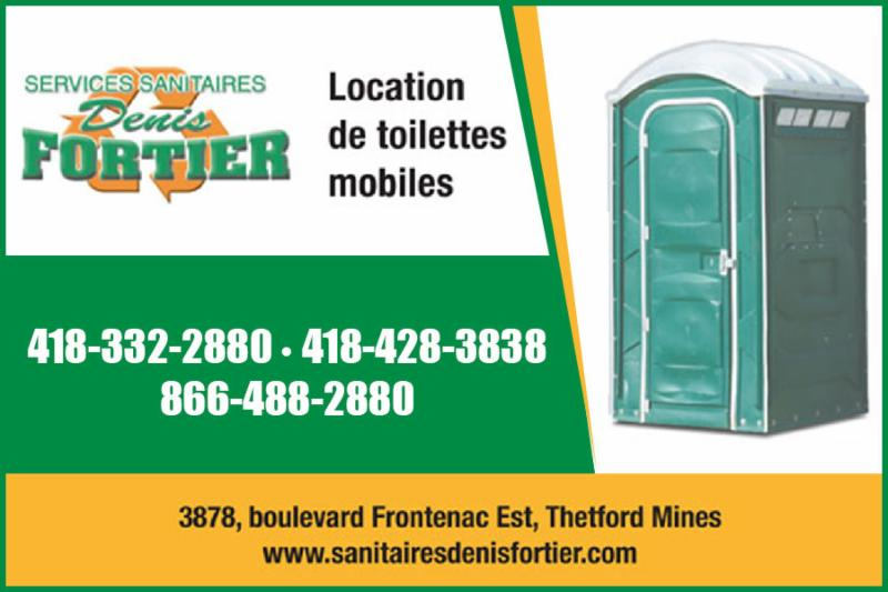 Services Sanitaires Denis Fortier Inc - Photo 2