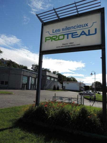 Les Silencieux Proteau Inc - Photo 1