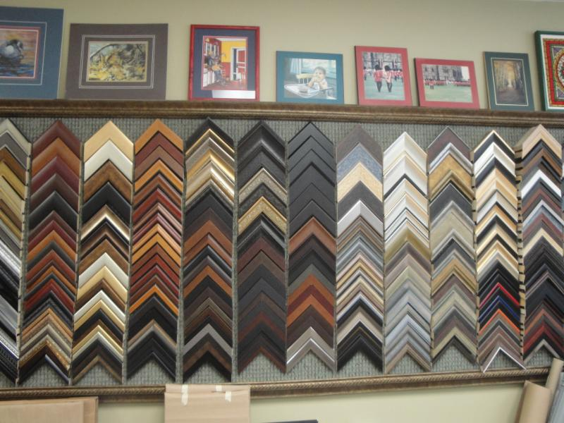 Modern Painting & Framing Shop - Photo 8