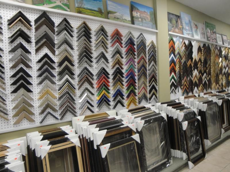 Modern Painting & Framing Shop - Photo 1