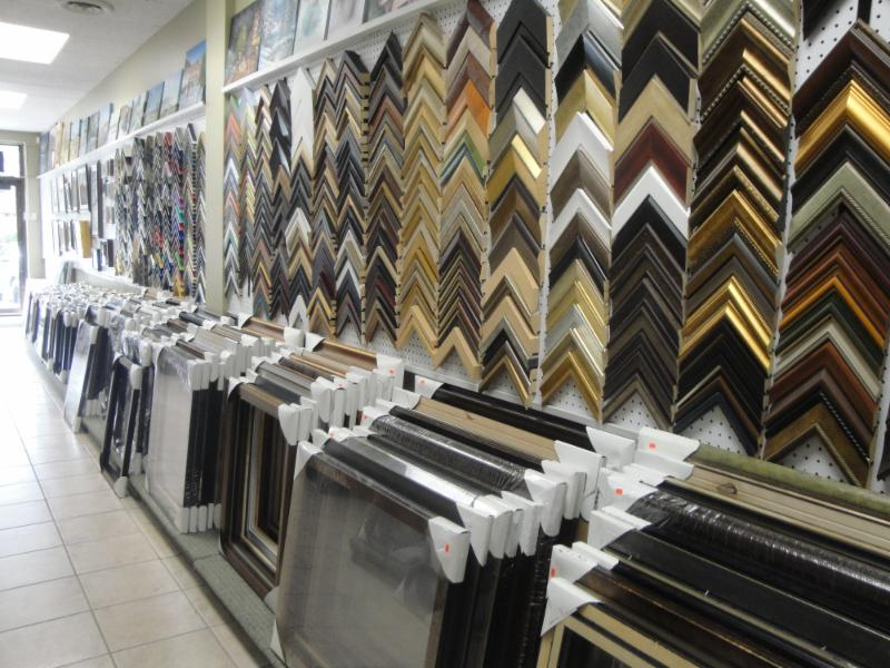 Modern Painting & Framing Shop - Photo 4