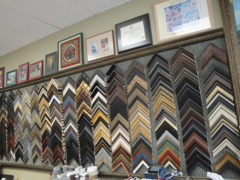 Modern Painting & Framing Shop - Photo 3