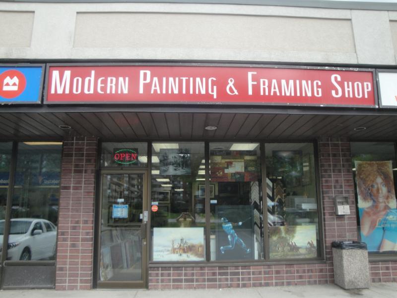 Modern Painting & Framing Shop - Photo 10
